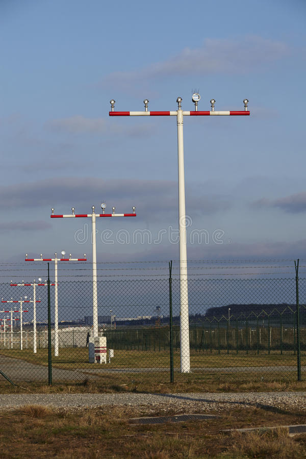 Frankfurt international airport fra landing strip lights download frankfurt international airport fra landing strip lights editorial photo image of mozeypictures Image collections