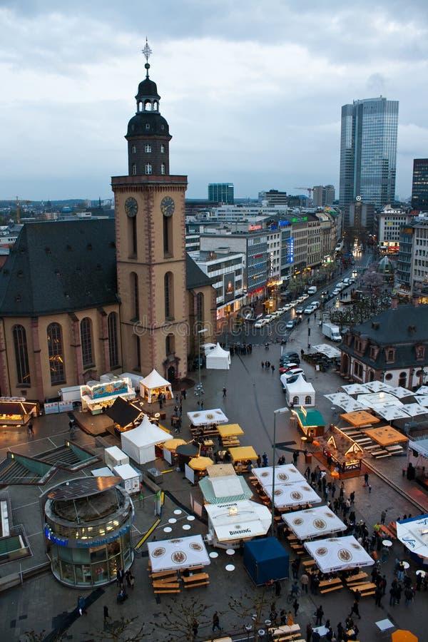 Frankfurt-am-Main royalty-vrije stock afbeelding