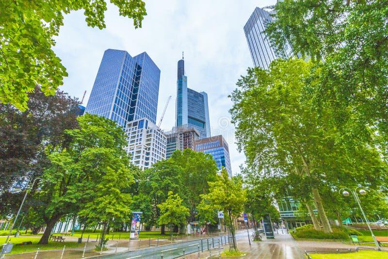 Frankfurt am Main lizenzfreie stockfotografie