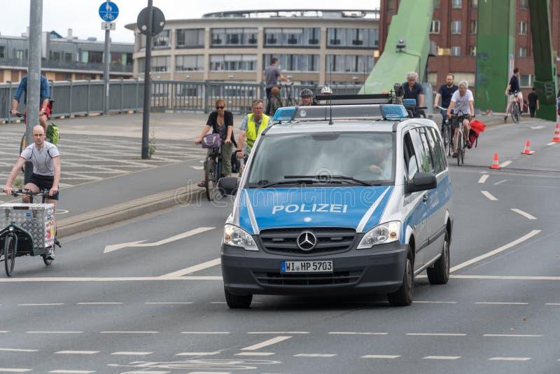 German polizei stock images