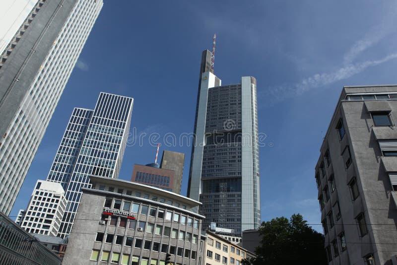 Frankfurt-am-Main, Hesse, Duitsland stock afbeelding