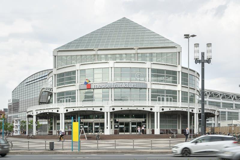 Frankfurt Messe stockfoto