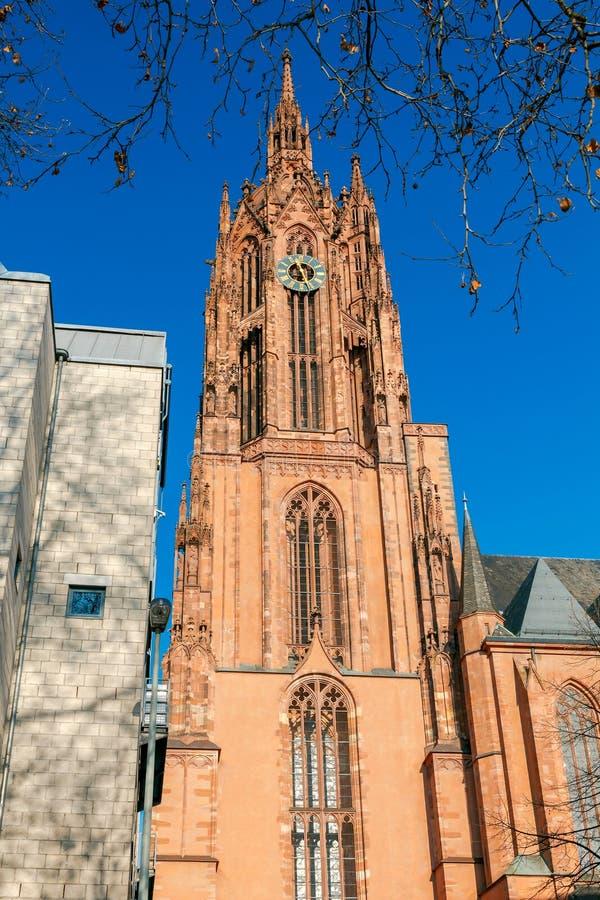 frankfurt molfetta купола собора apulia стоковая фотография