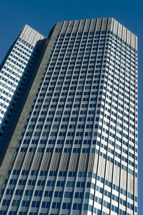 Frankfurt skyline. royalty free stock photography