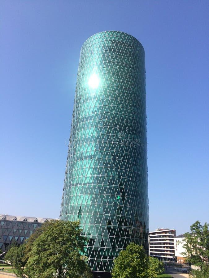 Frankfurt-Turm stockfotos