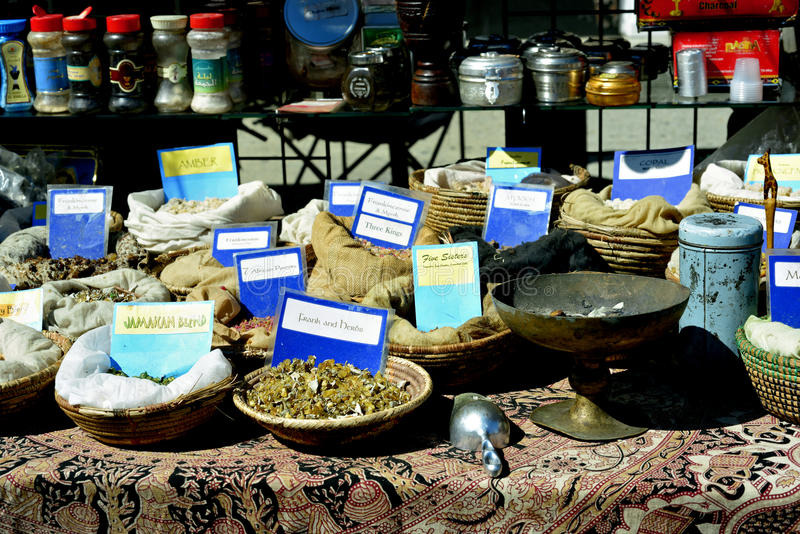 Frankincense fotografia stock