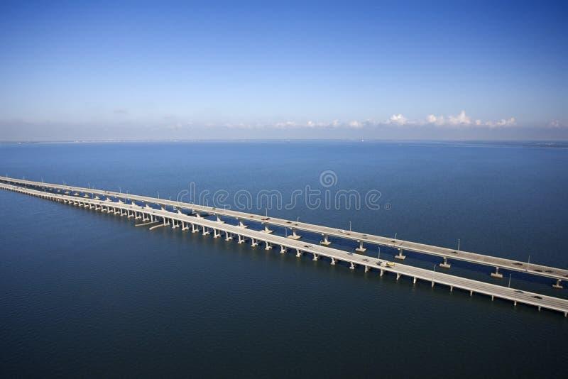 frankland howard моста стоковое изображение