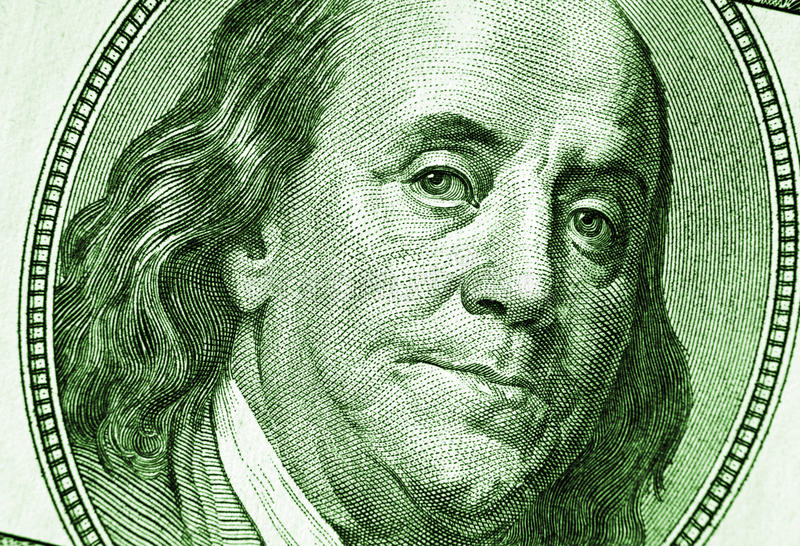 Franklin image stock