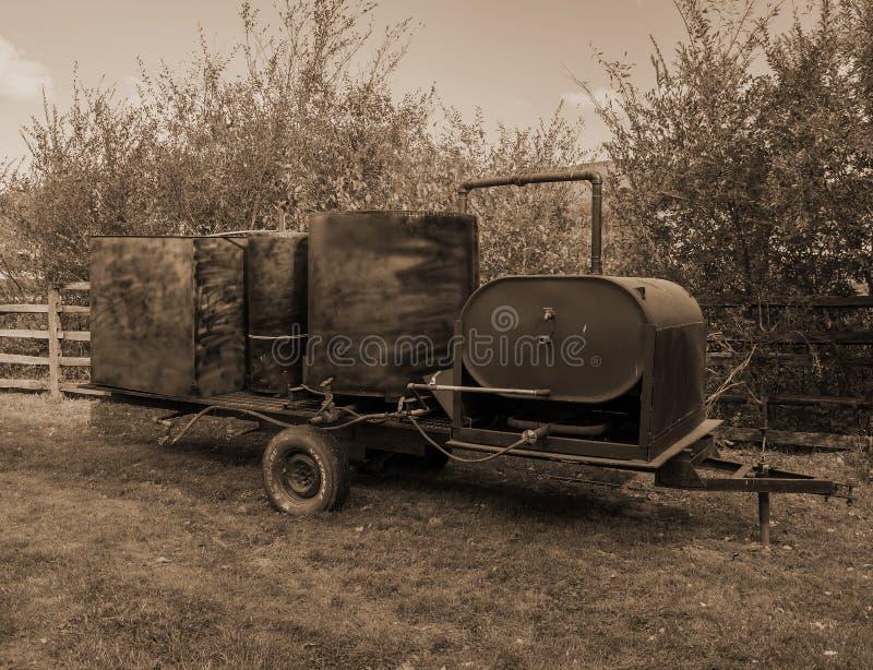 Franklin County Moonshine Still fotografie stock libere da diritti