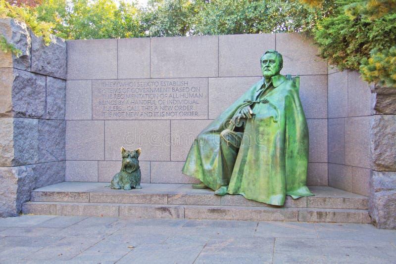 Franklin Delano Roosevelt Stock Photos