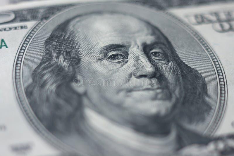 Franklin portrait royalty free stock image