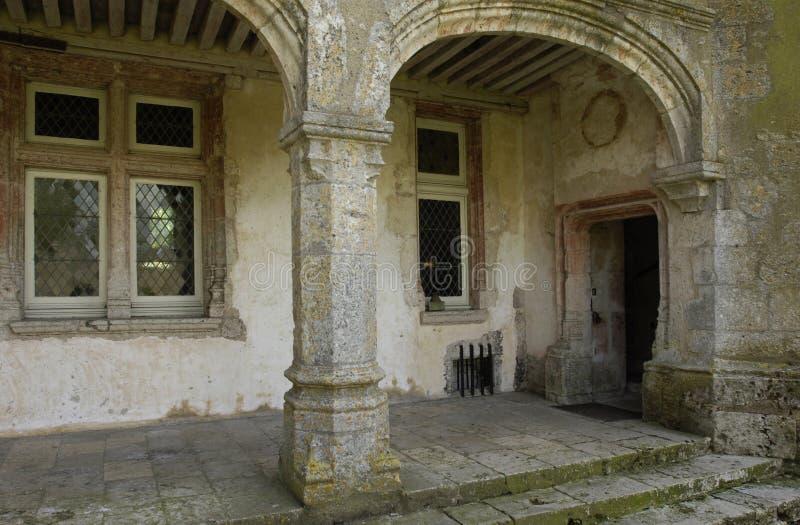 Frankreich, Schloss von Talcy stockbilder