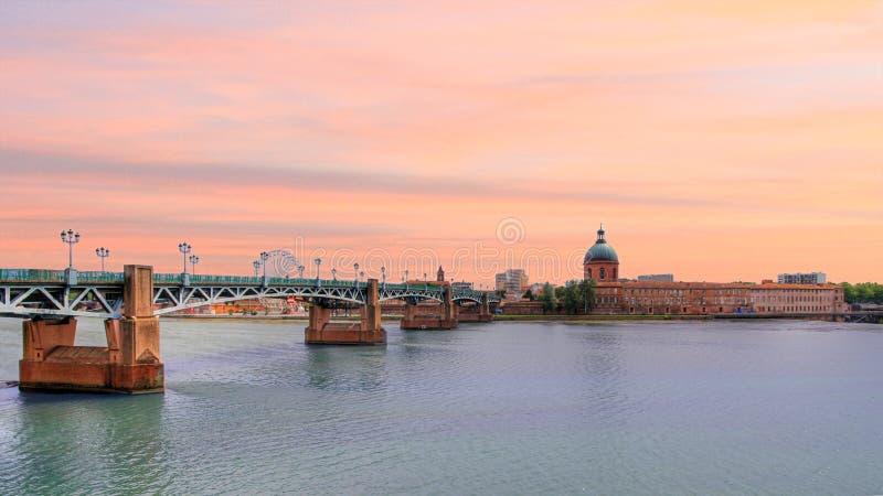 Frankreich - Toulouse lizenzfreie stockfotos