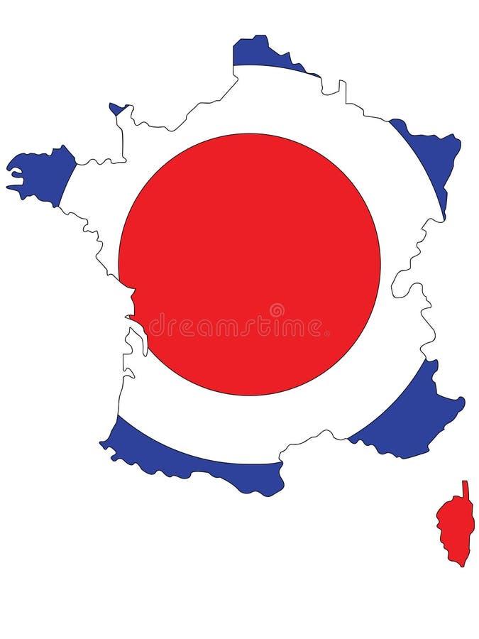 Frankrijk royalty-vrije stock foto's