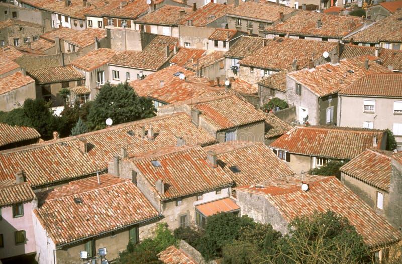 Frankrijk, Aude, Carcassonne royalty-vrije stock foto