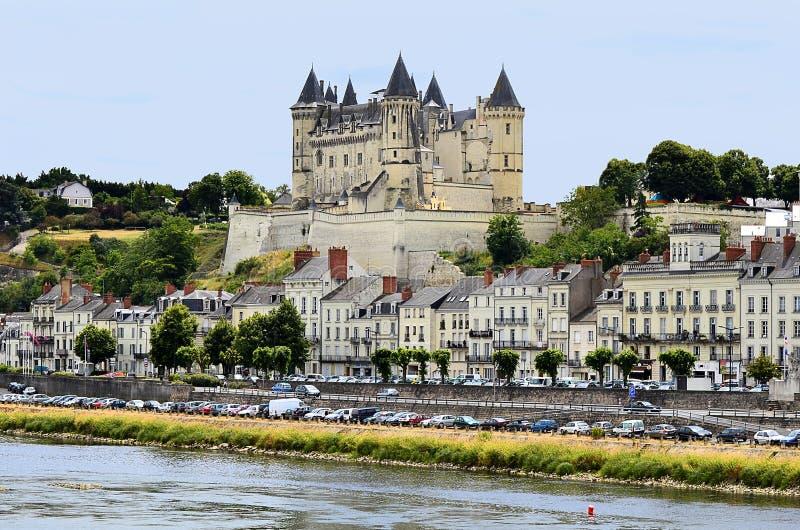 Frankrijk, de Loire-Vallei stock foto's