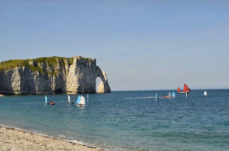 Frankrijk, Normandië stock afbeeldingen