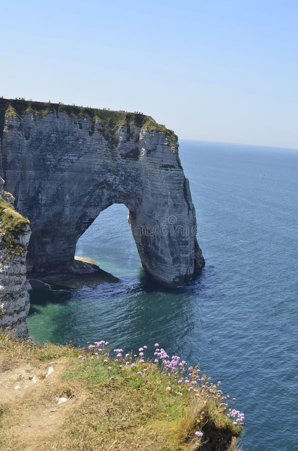 Frankrijk, Normandië royalty-vrije stock fotografie