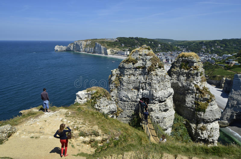 Frankrijk, Normandië royalty-vrije stock afbeelding