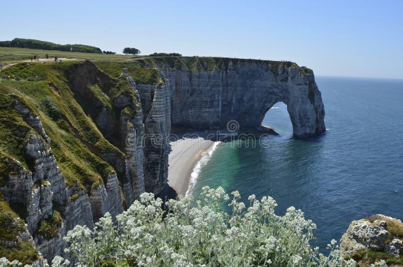 Frankrijk, Normandië royalty-vrije stock foto