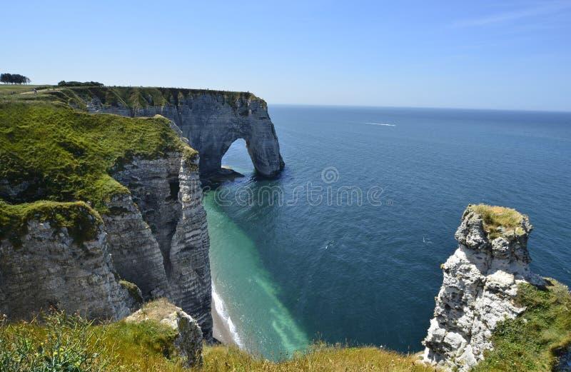 Frankrijk, Normandië royalty-vrije stock foto's