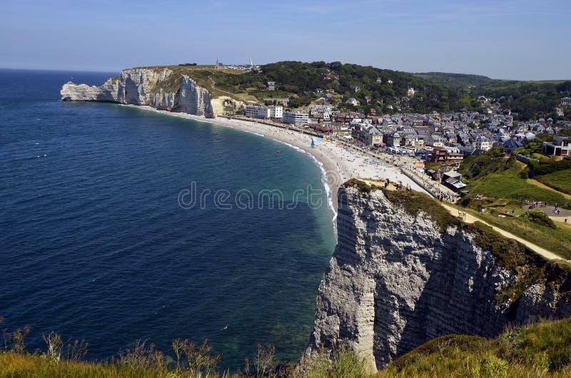 Frankrijk, Normandië stock foto