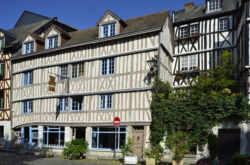 Frankrijk, Normandië, Rouen royalty-vrije stock afbeeldingen