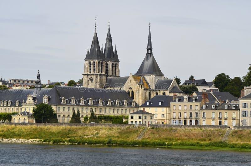 Frankrike Loire Valley arkivbild