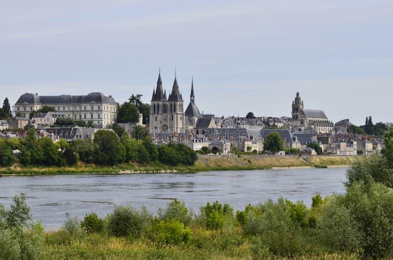 Frankrike Loire Valley royaltyfria bilder