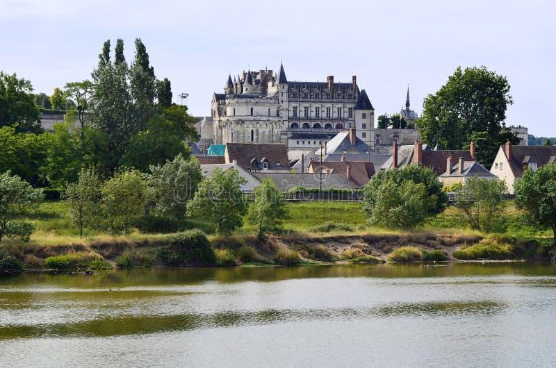 Frankrike Loire Valley arkivfoto