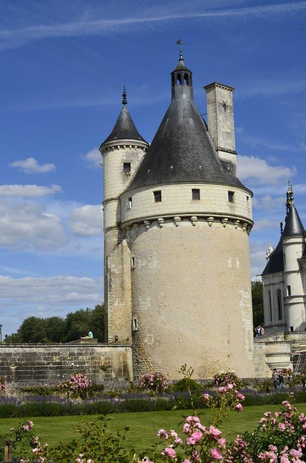 Frankrike Loire Valley fotografering för bildbyråer