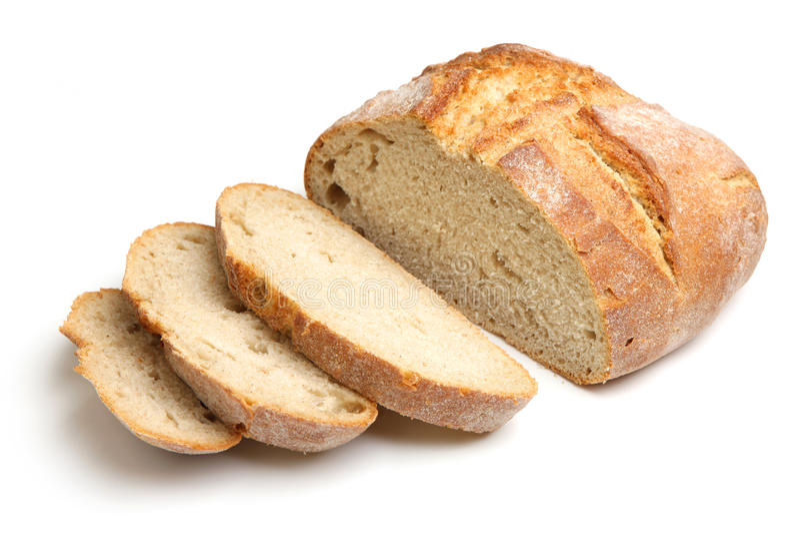 "Frans ""Pain DE Campagne"" Broodbrood stock fotografie"