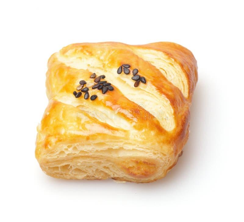 Frans gebakje stock afbeeldingen