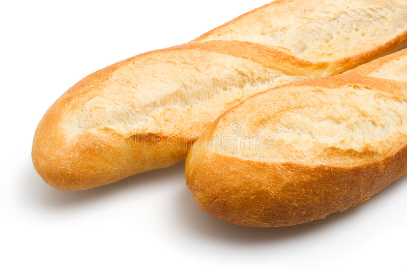 Franse baguettes royalty-vrije stock afbeelding