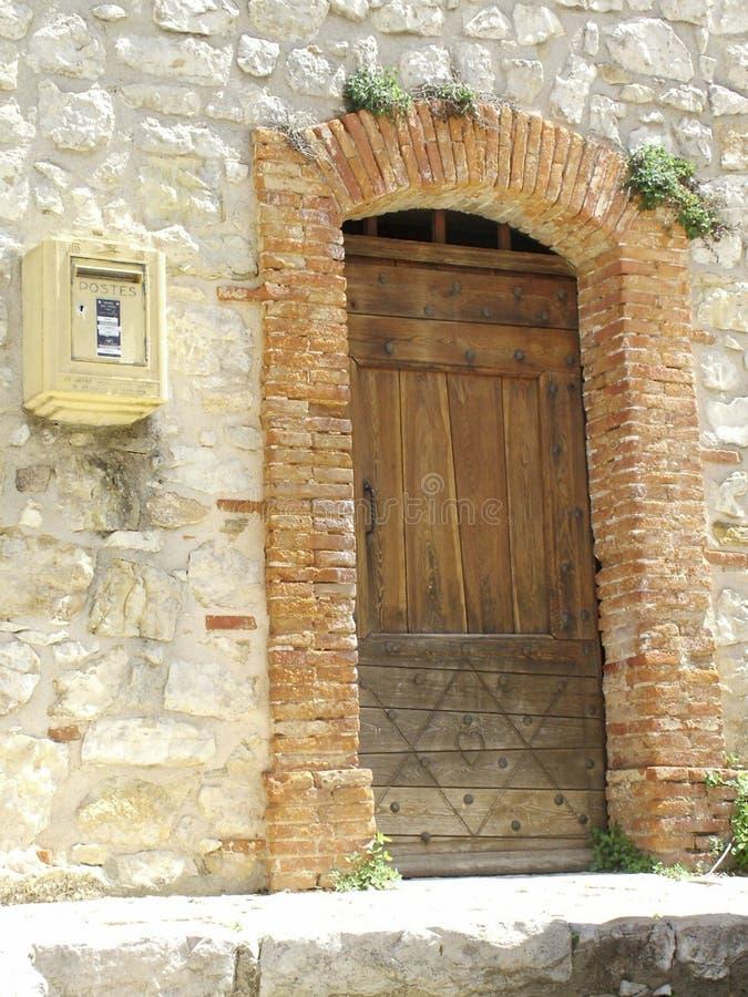 Franse deuren #1 royalty-vrije stock afbeeldingen