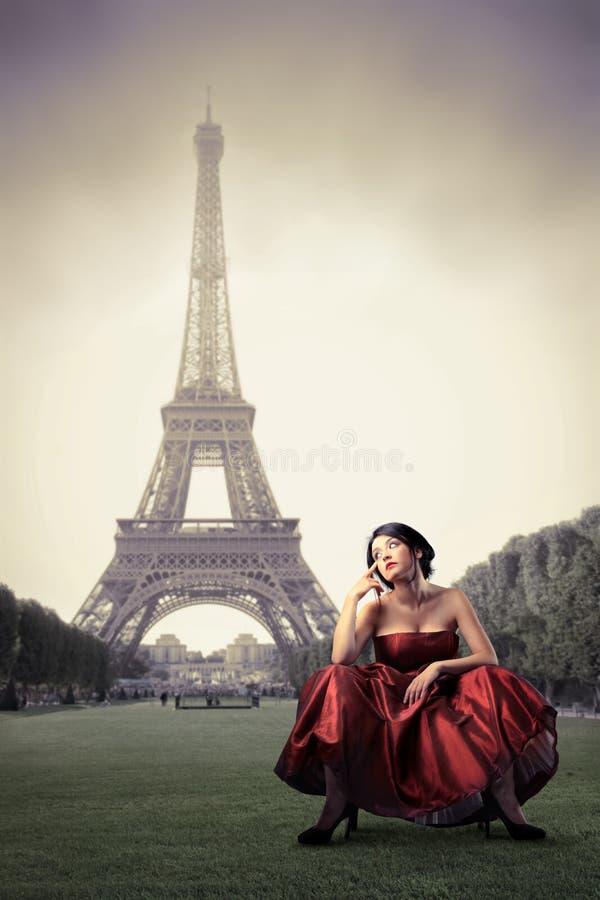 Franse manier royalty-vrije stock foto