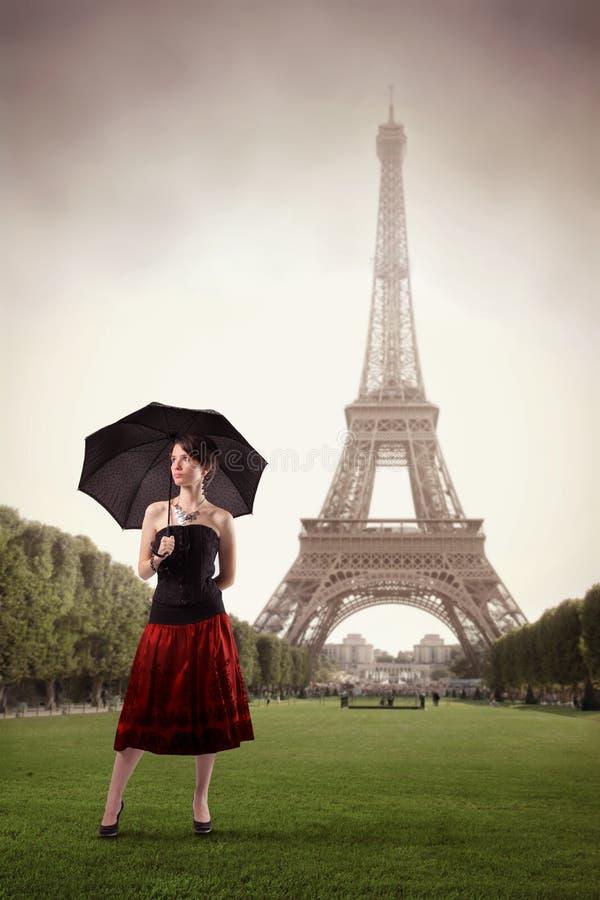 Franse schoonheid stock foto