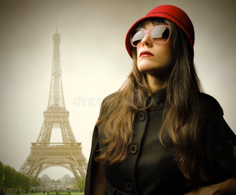 Franse stijl royalty-vrije stock foto