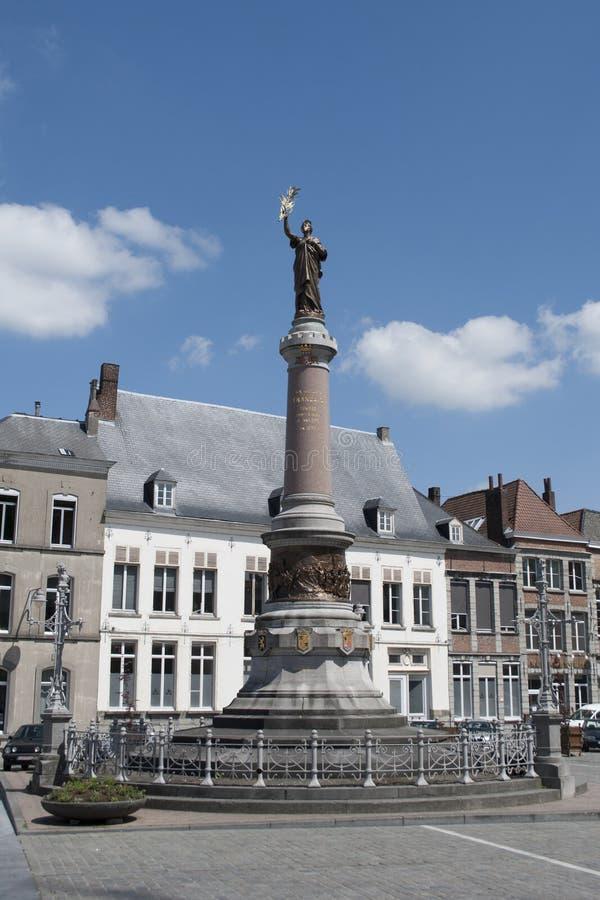 fransk monumenttournai fotografering för bildbyråer