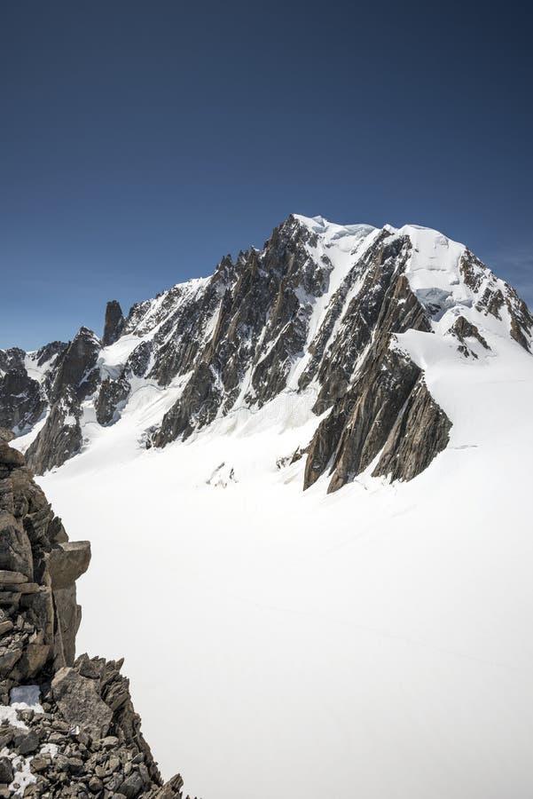franska alps royaltyfria foton