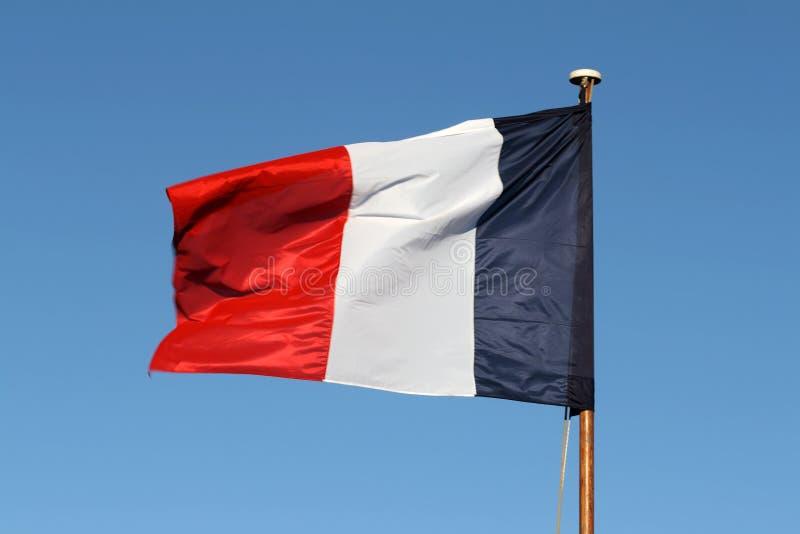 Franskan sjunker