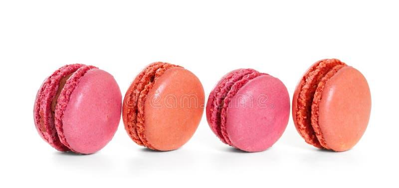 Französische macarons. stockfoto