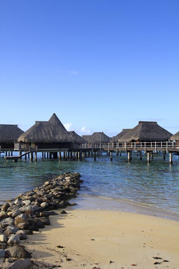 Französische Polinesien lizenzfreies stockbild