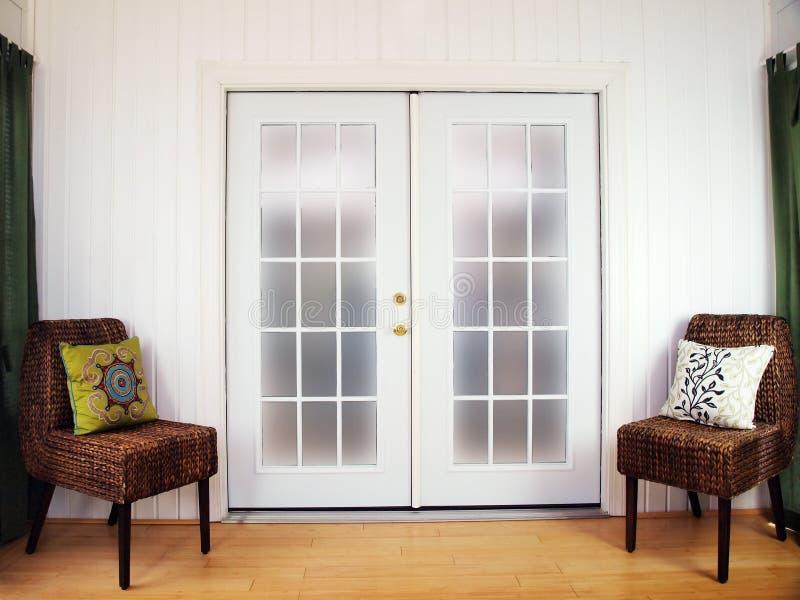 franz sische t ren stockbild bild von m bel franz sisch. Black Bedroom Furniture Sets. Home Design Ideas