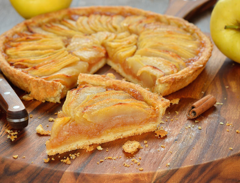 Apfelkuchen franzosisch