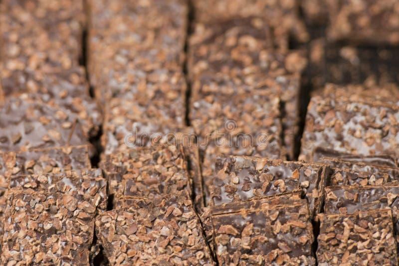 Französischer Süßigkeitsshop lizenzfreie stockbilder