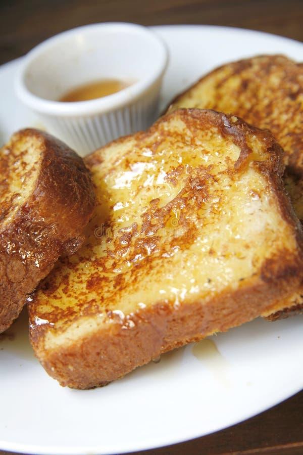 Französischer Toast lizenzfreie stockfotografie