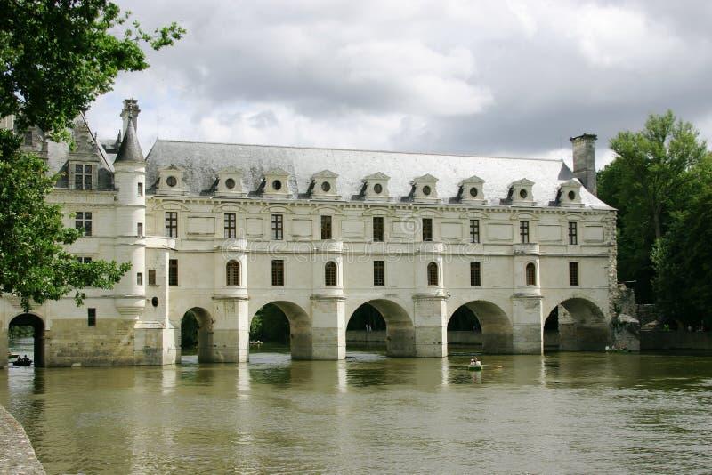Download Französisches Chateau Auf Dem Loire Stockbild - Bild: 45427