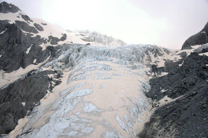 Franz Josef Glacier arkivbilder