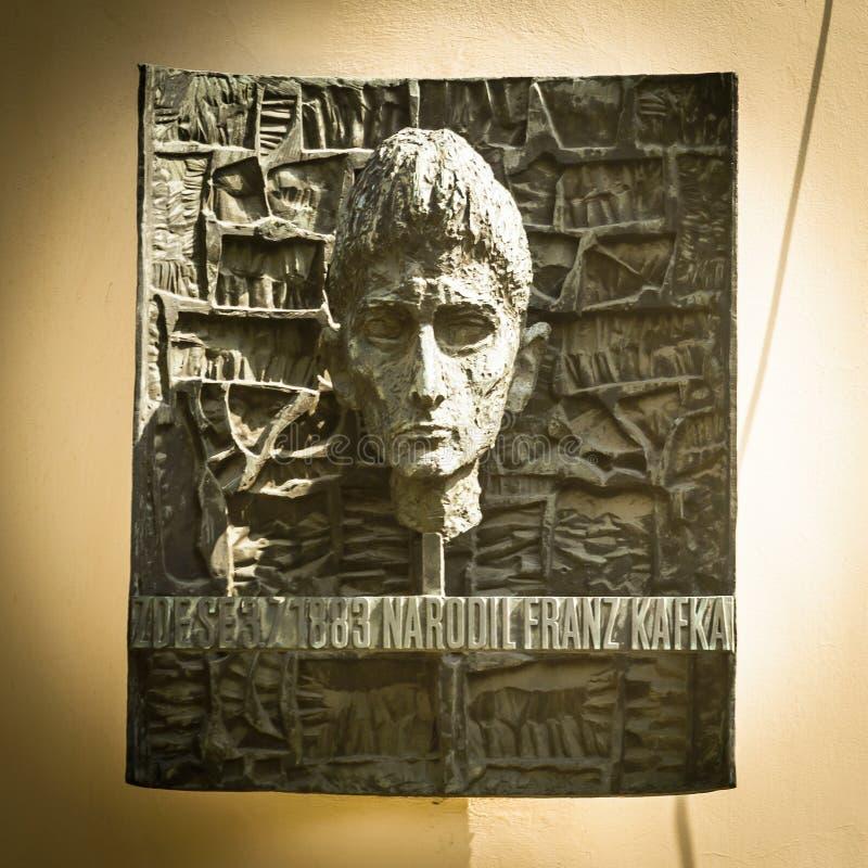 Franz Kafka foto de archivo libre de regalías